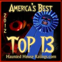 Haunted House Ratings Top 13 Haunted Houses in America